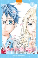 Mangas - Your lie in april Vol.1