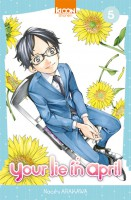Mangas - Your lie in april Vol.5