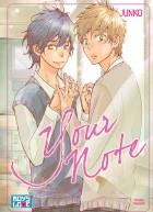 Manga - Manhwa -Your note
