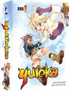 manga - Yureka - Box Vol.1