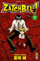 Manga - Manhwa - Zatchbell Vol.7