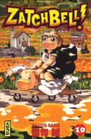 Manga - Manhwa - Zatchbell Vol.10