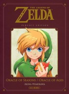 Zelda Oracles of seasons & Ages - Perfect Edition