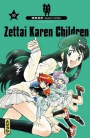 Zettai Karen Children Vol.10
