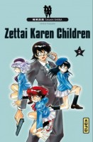 Mangas - Zettai Karen Children Vol.2