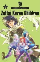 Manga - Manhwa - Zettai Karen Children Vol.36