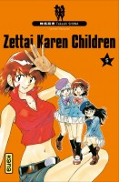Mangas - Zettai Karen Children Vol.5