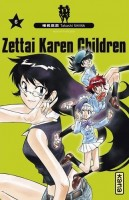 Mangas - Zettai Karen Children Vol.6