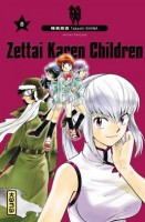 Mangas - Zettai Karen Children Vol.8