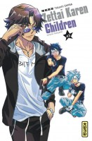 Zettai Karen Children Vol.43