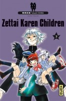 Mangas - Zettai Karen Children Vol.3