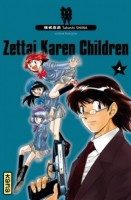Mangas - Zettai Karen Children Vol.4