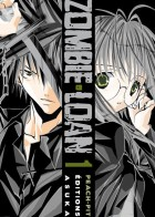 Manga - Manhwa -Zombie Loan Vol.1