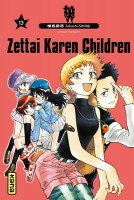 Zettai Karen Children Vol.13