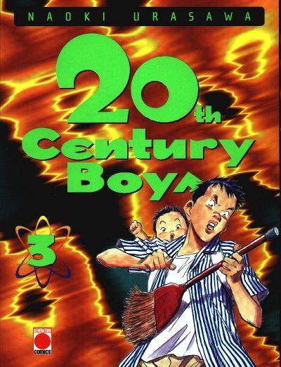 20th century boys Vol.3