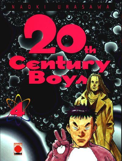 20th century boys Vol.4