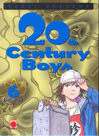 20th century boys Vol.6