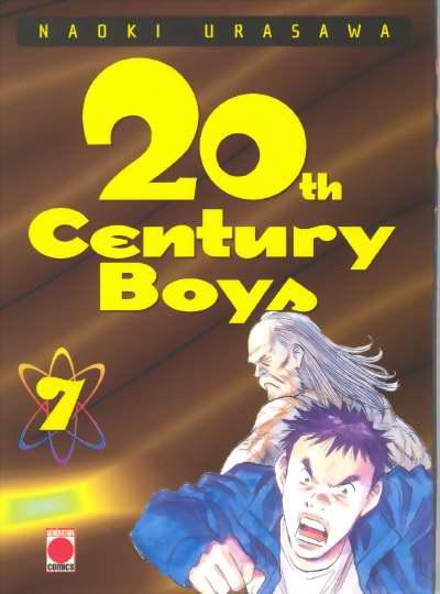 20th century boys Vol.7