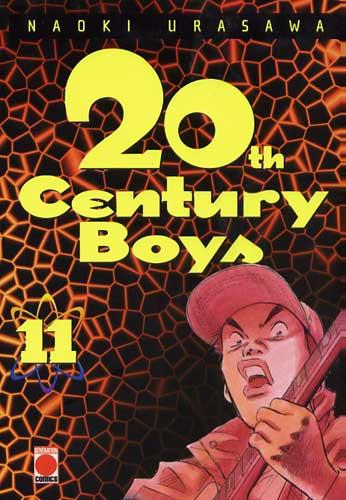 20th century boys Vol.11