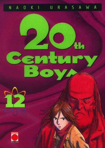 20th century boys Vol.12