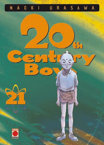 20th century boys Vol.21