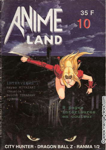 Animeland Vol.10