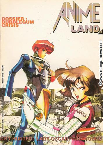 Animeland Vol.11