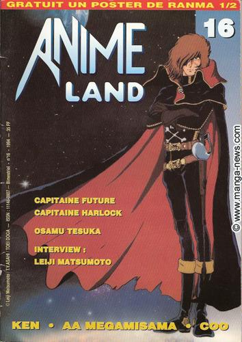 Animeland Vol.16
