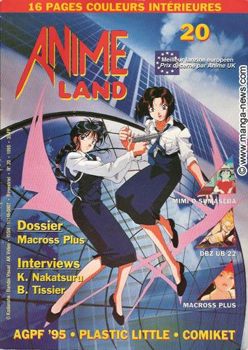 Animeland Vol.20