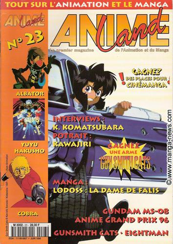 Animeland Vol.23