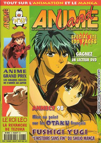 Animeland Vol.43