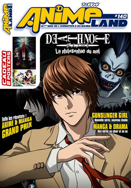 Animeland Vol.140