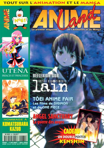 Animeland Vol.61