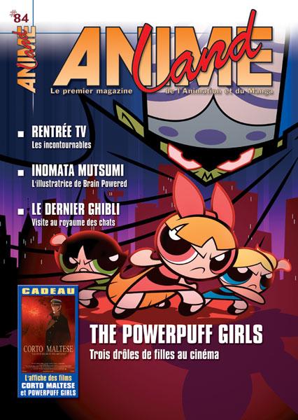 Animeland Vol.84