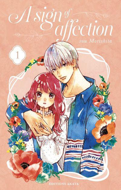 Sortie Manga au Québec JUILLET 2021 A_sign_of_affection_1_akata