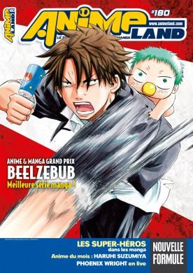 Animeland Vol.180
