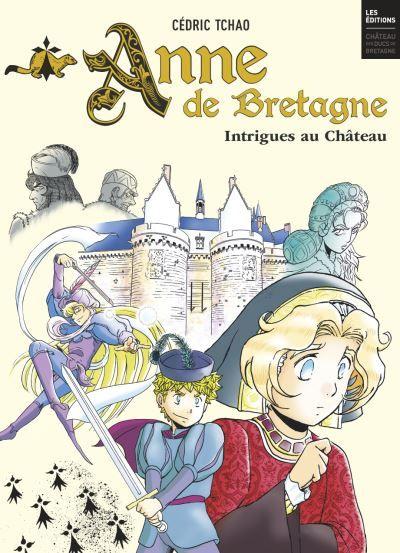 Manga - Manhwa - Anne de Bretagne