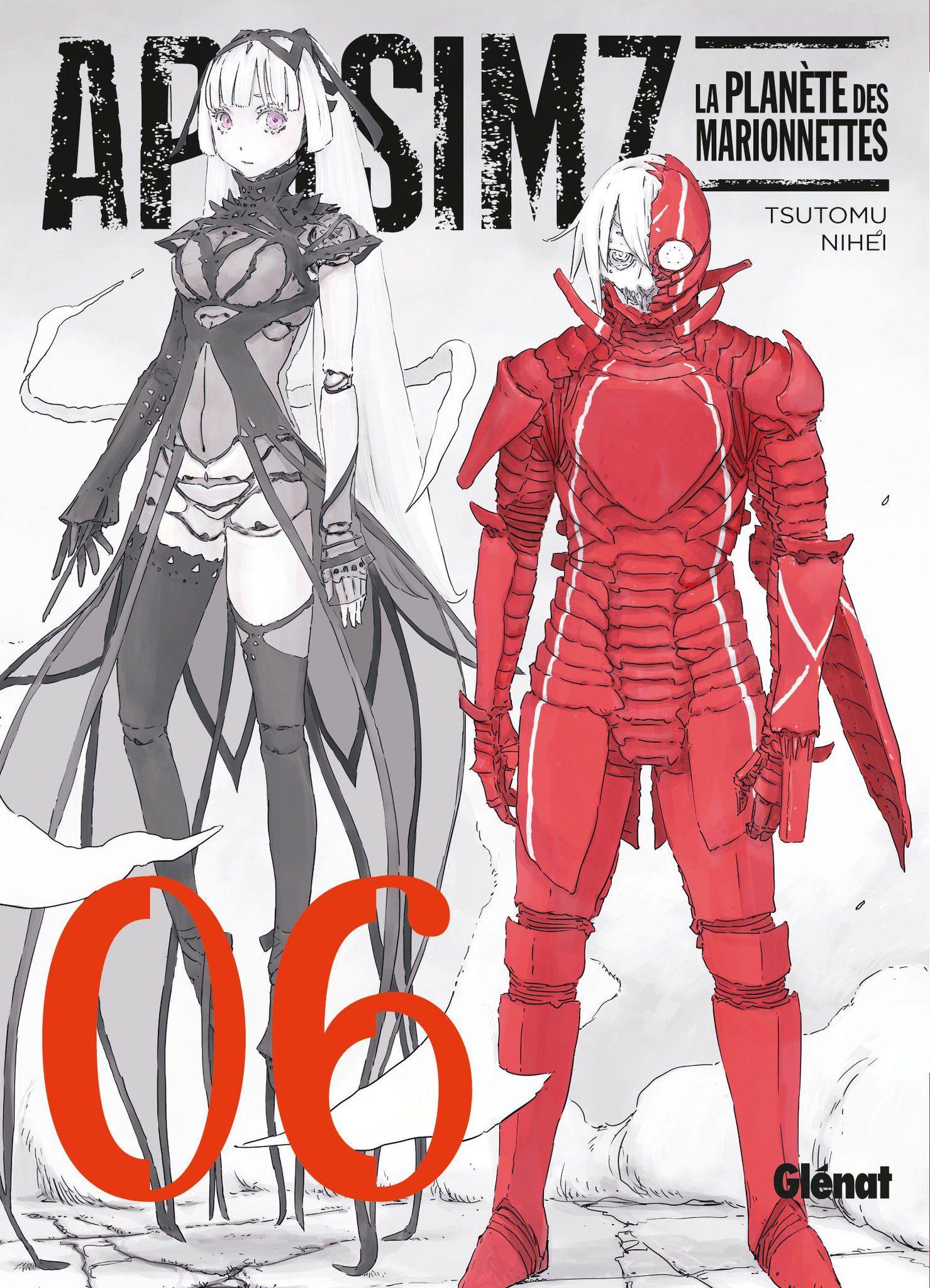 Sortie Manga au Québec JUIN 2021 Aposimz-6-glenat