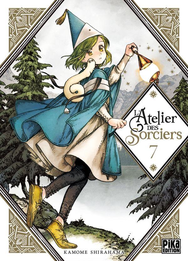 Atelier des sorciers (l') Vol.7
