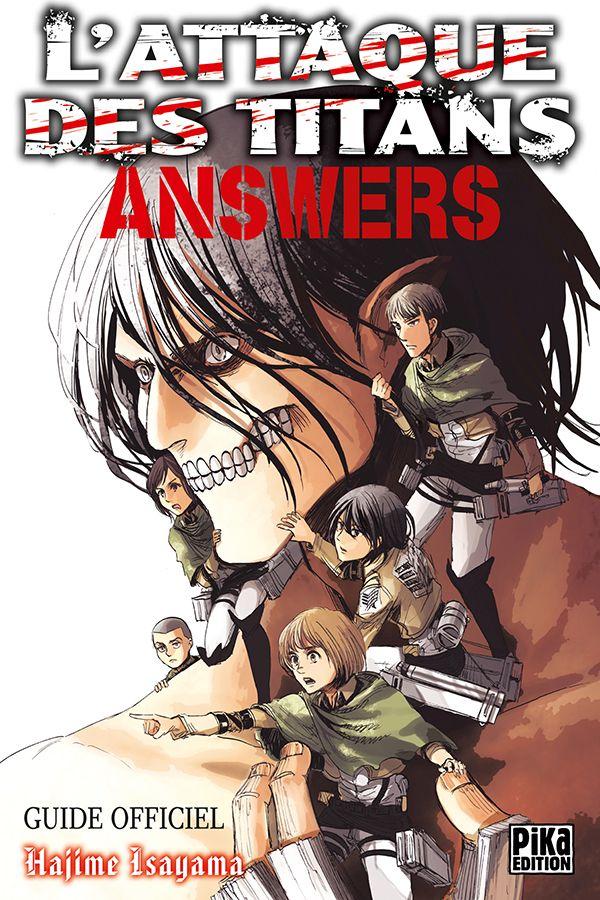 Attaque Des Titans (l') - Guide officiel - Answers