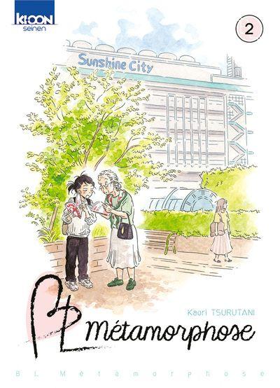 Manga - Manhwa - BL Métamorphose Vol.2