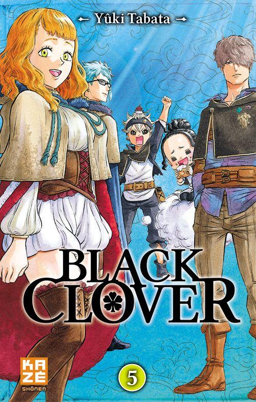 Black Clover Vol.5