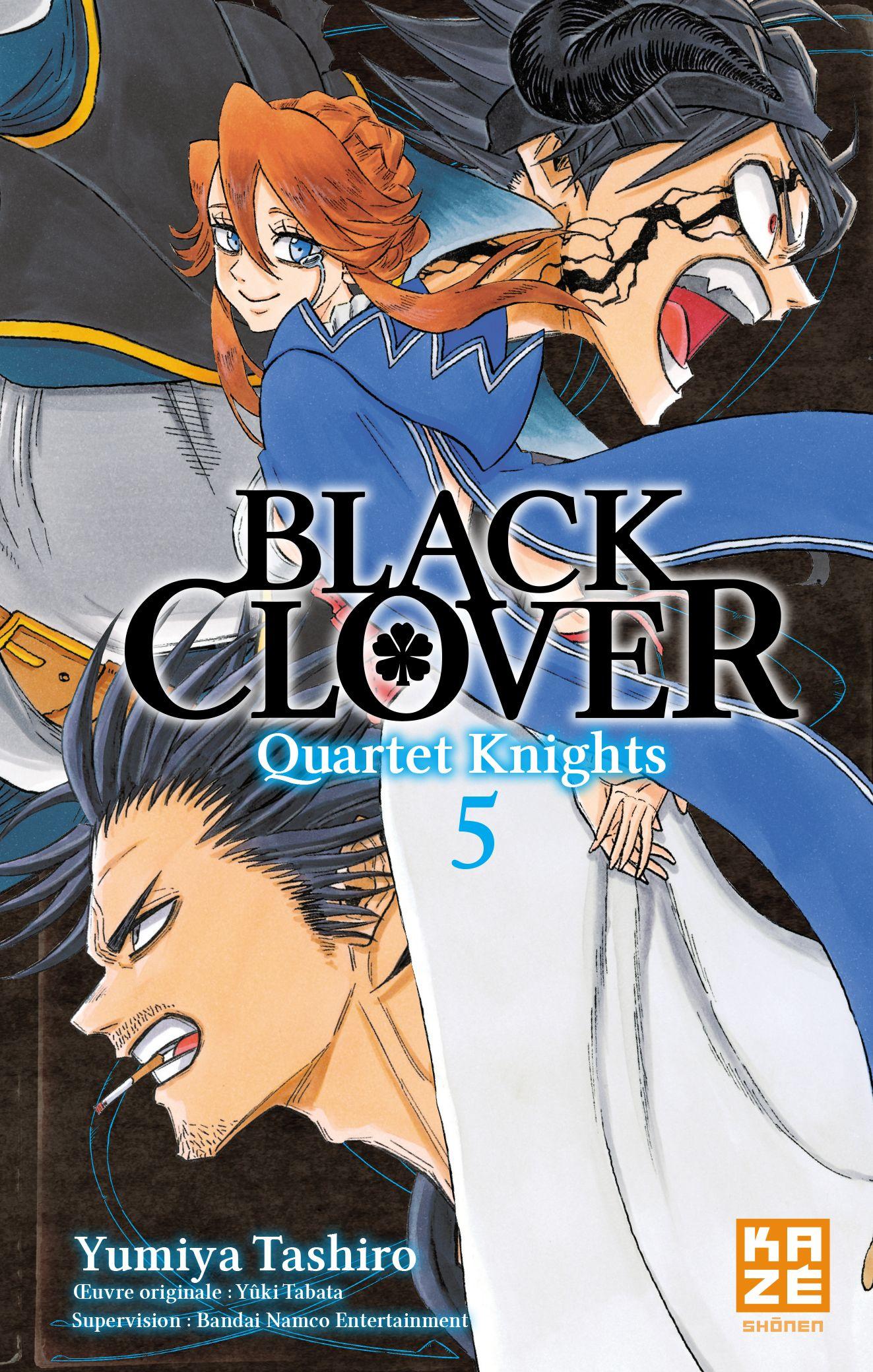 Black Clover - Quartet Knights Vol.5