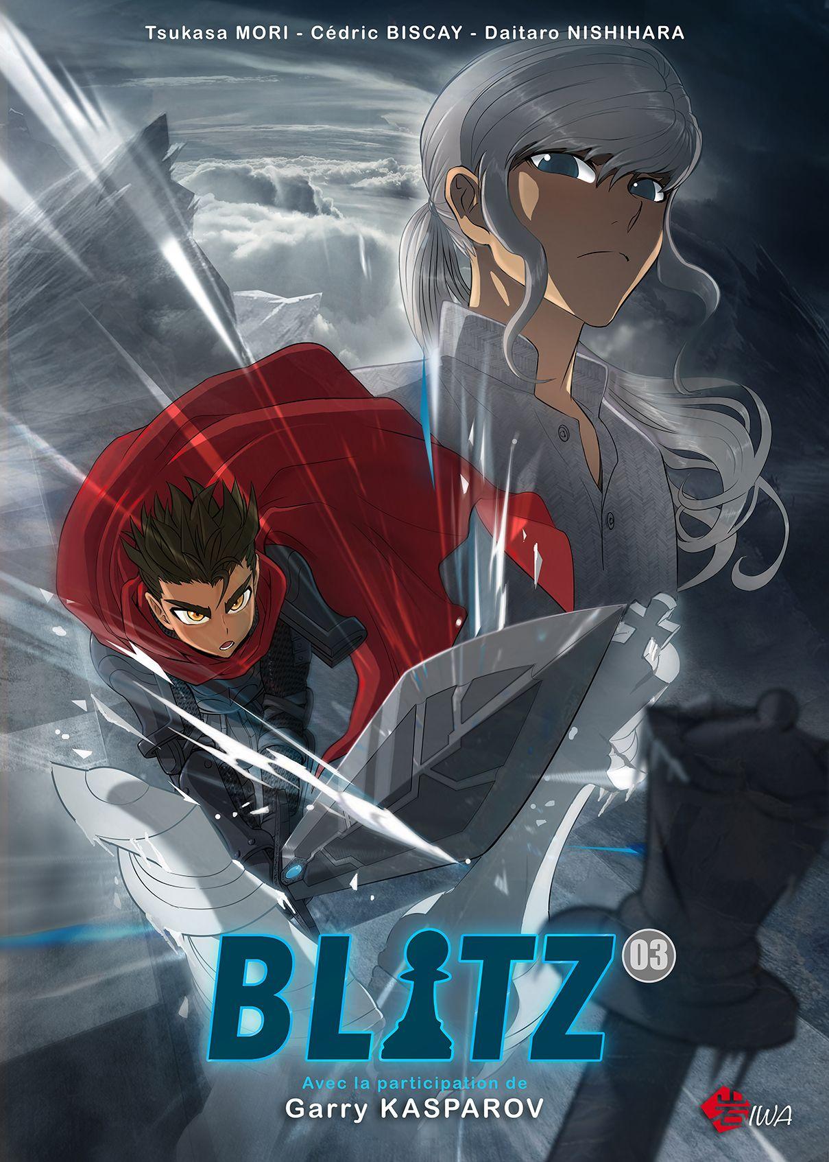 Sortie Manga au Québec JUIN 2021 Blitz-3-iwa