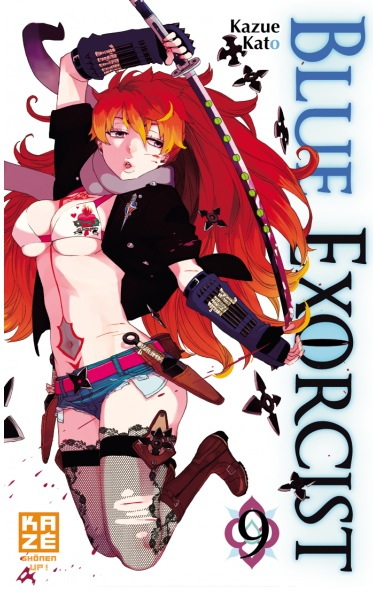 Blue Exorcist 8 Tomes [Manga] [MULTI]