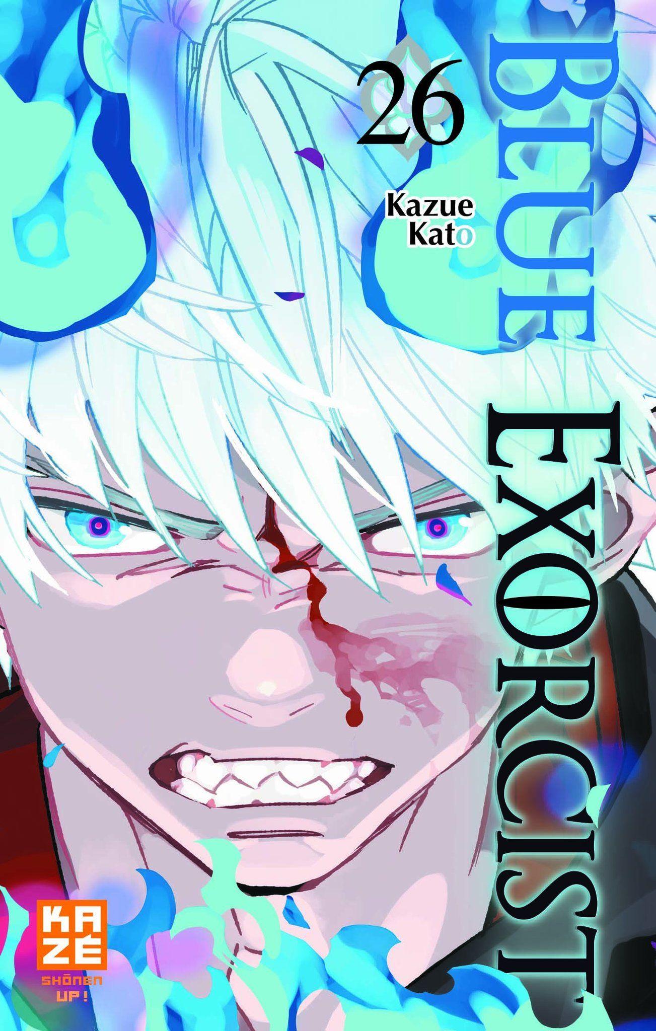 Sortie Manga au Québec JUIN 2021 Blue_Exorcist_26_kaze