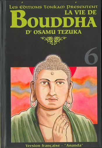Vie de Bouddha - Deluxe (la) Vol.6