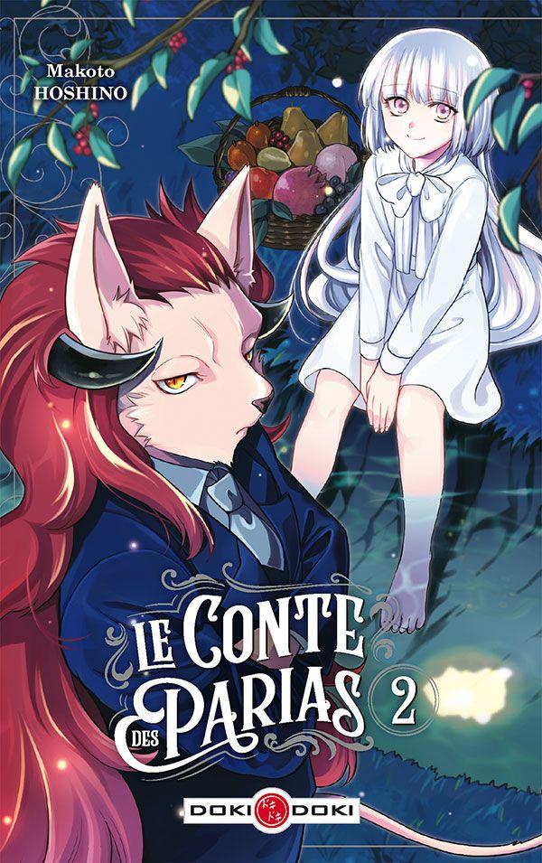 Sortie Manga au Québec JUIN 2021 Conte_des_parias-2-doki
