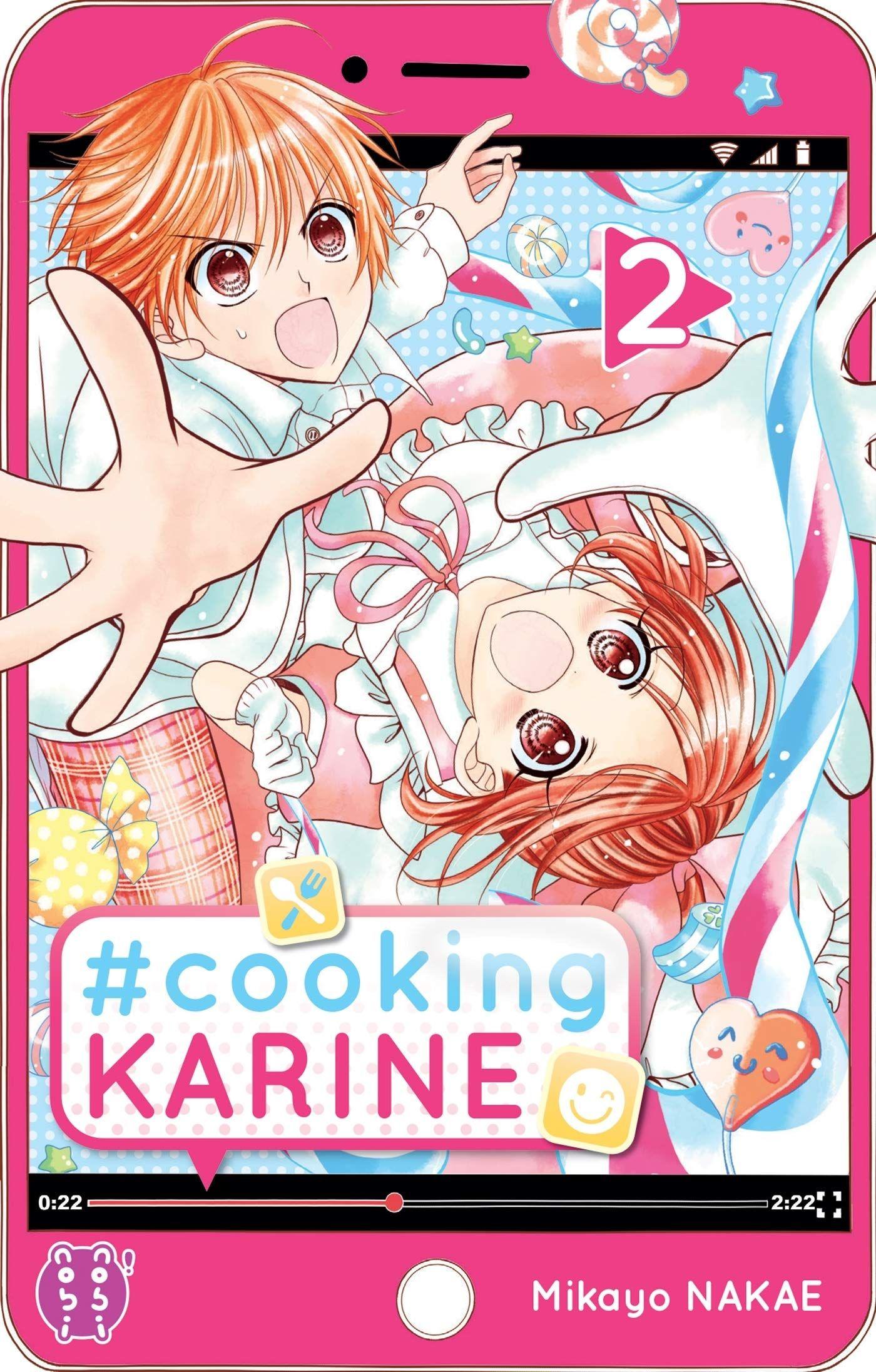 Manga - Manhwa - #Cooking Karine Vol.2