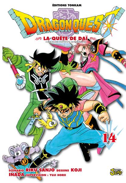Dragon quest - La quête de Dai Vol.14